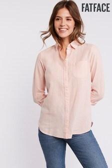 FatFace Pink Olivia Shirt