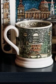 Emma Bridgewater Cities Of Dreams London At Christmas Half Pint Mug