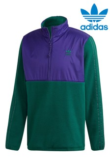 adidas Originals Polar Fleece 1/4 Zip Top