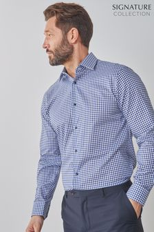 Signature Shirt With Trim Detail