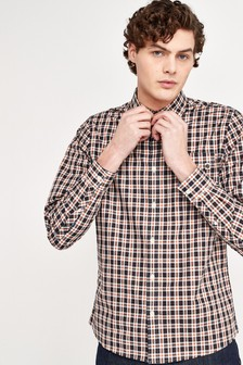 Pretty Green Leon Check Shirt