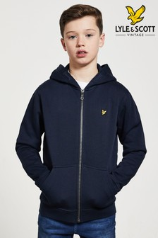 Lyle & Scott Zip-Up Hoody