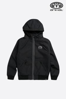 Animal Black Jakobe Jacket