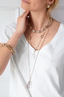 Chain Multi Layer Necklace