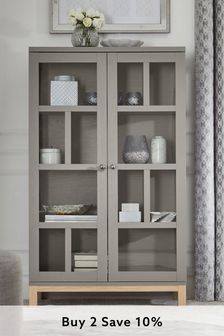 Malvern Classic Glazed Cabinet