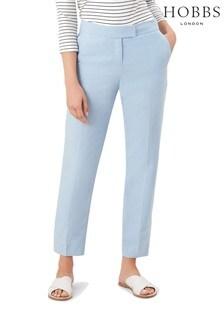 Hobbs Blue Jade Trousers