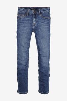 Tommy Hilfiger Boys Blue Simon Skinny Jean