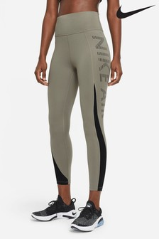 Nike Air Epic Fast High Waisted 7/8 Running Leggings