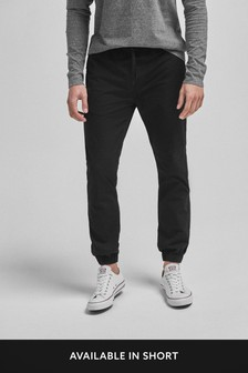 Drawstring Jogger Trousers