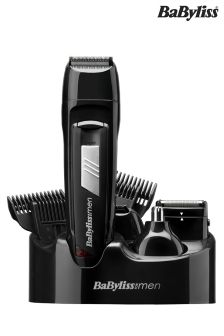 BaByliss® For Men 8 in 1 All Over Grooming Set