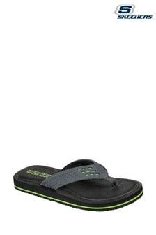 Skechers® Grey Tocker Sandals