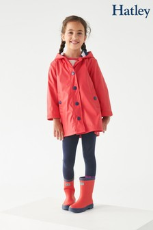 Hatley Red Classic Splash Jacket