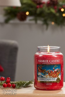 Yankee Candle Classic Large Christmas Eve Candle