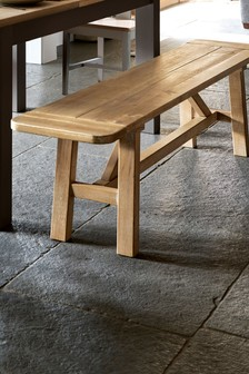 Huxley XL Single Bench