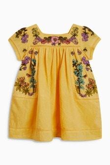 Haftowana sukienka (3m-cy-6lata)