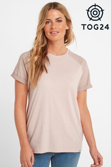 Tog 24 Womens Pink Belby T-Shirt