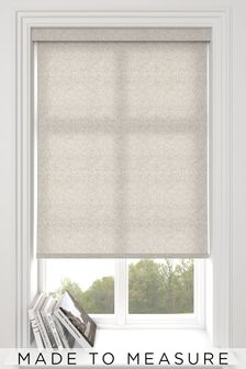 Anya Pearl Natural Made To Measure Roller Blind