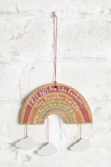 Friendship Rainbow Hanging Decoration