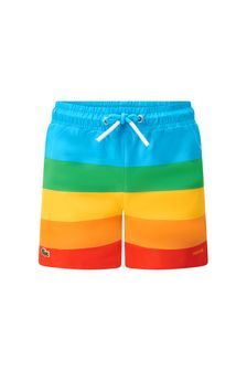 Lacoste Kids Boys Multi Swim Shorts