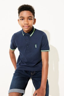 Polo Shirt (3-16yrs)