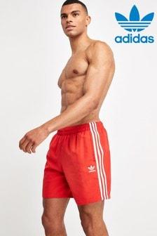 Szorty kąpielowe adidas Originals z 3 paskami