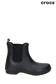 Crocs™ Black Freesail Chelsea Boots