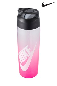 Nike Pink Fade 24oz Hypercharge Water Bottle