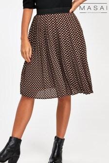 Masai Red Sommer Skirt