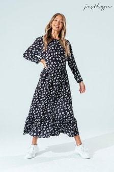 Hype. Womens Mono Spots Dress