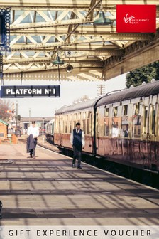 Great Central Railway Steam Train Gift Experience by Virgin Experience Days