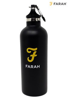 Farah Stainless Steel Water Bottle