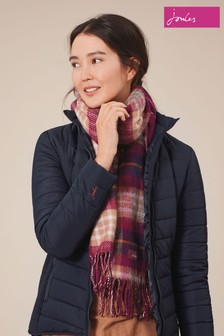 Joules Upton Reversible Soft Handle Scarf