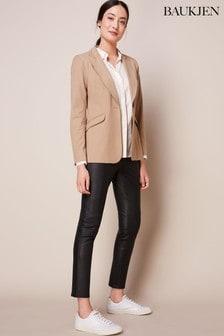 Baukjen Black Lauren Leather Leggings