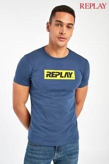 Replay® Logo T-Shirt