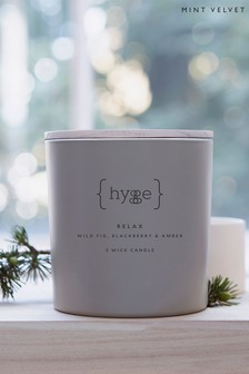 Mint Velvet 3 Wick Hygge Candle