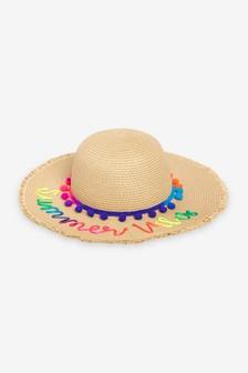 Wide Brim Hat (3-13yrs)