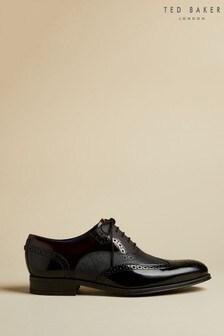 Ted Baker Black Muktti Formal Shoes