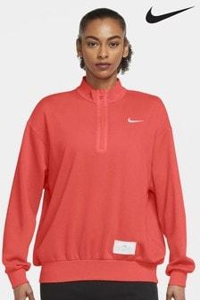 Nike Icon Clash 1/2 Zip Fleece Top