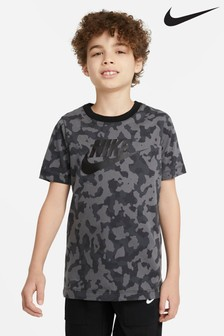 Nike Sportswear All Over Print Camo T-Shirt
