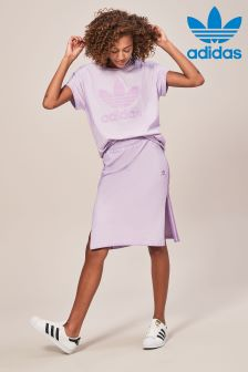 adidas Originals Purple Dye Skirt