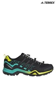 adidas Terrex Black/Yellow Swift R2 Gore-Tex® Trainers