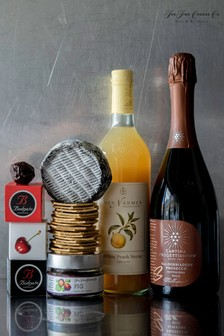 """""""An Italian Affair"""" Food & Drink Selection by The Fine Cheese Co."""