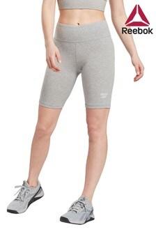 Reebok Grey Cotton Cycling Short