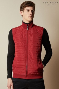 Ted Baker Rapids Quilted Jersey Gilet