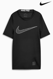 Nike Pro Short Sleeved Base Layer