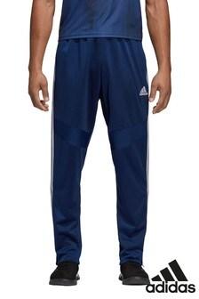 Синие спортивные брюки adidas Tiro 19