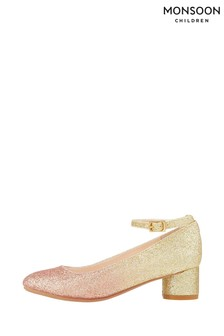 Monsoon Lizzy Ombre Jazz Heel Shoes