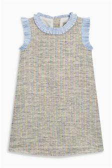 Tweed Shift Dress (3-16yrs)