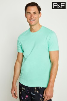 F&F Green Crew T-Shirt