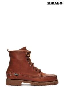 Sebago® Brown Moose Lug Shoes